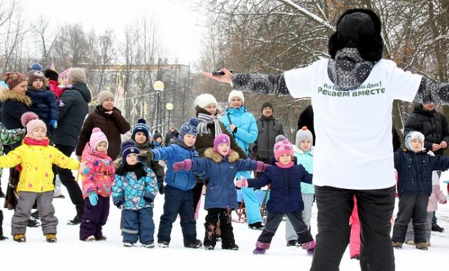 Ярославцы просят установить тренажеры в Юбилейном парке