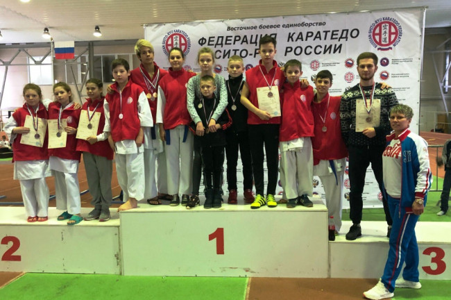 Ярославцы привезли медали с первенства ЦФО по сито-рю