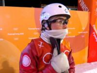Любовь Никитина на своей первой Олимпиаде заняла седьмое место