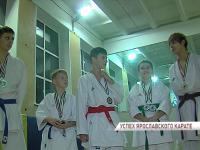 Ярославские каратисты в составе сборной России успешно выступили на международных соревнованиях в Италии