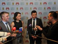 Миронов, Канделаки и Ревенко открыли молодёжный форум в Ярославле