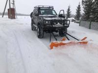 Гонщик Дмитрий Соколов решил очистить Ярославль от снега