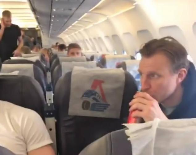 «Локомотив» лишился капитана до конца сезона