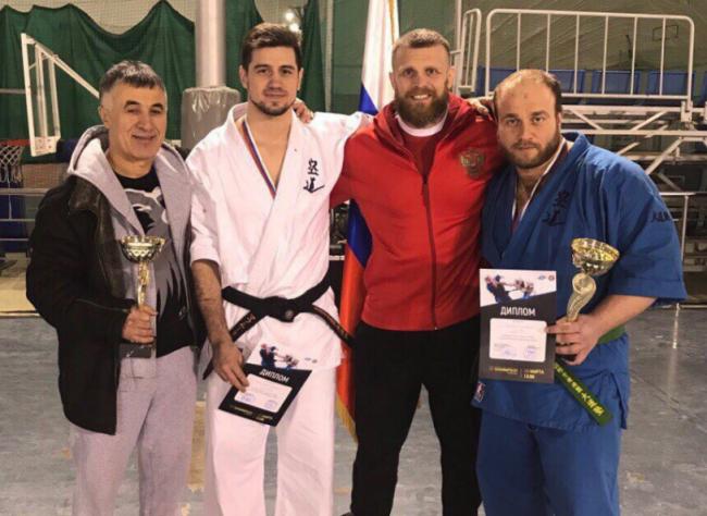 Ярославцы удачно выступили на Всероссийском турнире по КУДО на кубок Губернатора Ивановской области