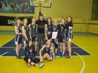 Женская сборная Ярославской области по баскетболу впервые прошла во Всероссийский этап Лиги Белова
