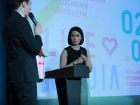 Тина Канделаки может стать тимлидером V ярославского полумарафона «Золотое кольцо»