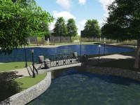В Рыбинске благоустроят парк в центре города