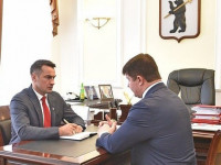 Дзюдоист Дмитрий Носов стал заместителем мэра Ярославля