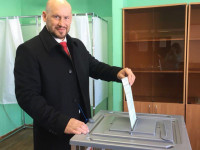 Илья Горохов: «Участие в выборах не просто конституционное право, а обязанность»