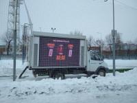 Ярославль удивил футбольную Россию «ГАЗелью-табло»