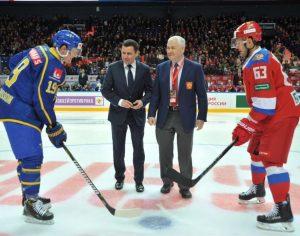 Россия – Швеция: чемпиона мира обыграл олимпийского в Ярославле