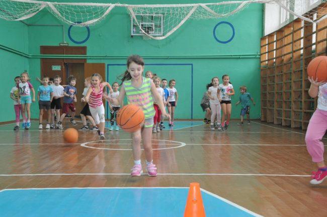 В четырех сельских школах Ярославской области отремонтируют спортивные залы