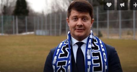 ВИДЕО: Мэр Ярославля – перед полуфиналом Кубка России: «Шинник» должен возродиться»