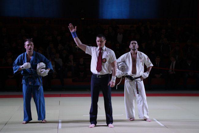 В Ярославле прошел Всероссийский студенческий турнир по КУДО