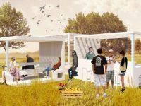 В Ярославле на Подзеленье появится новое место отдыха, которое обустроят архитекторы
