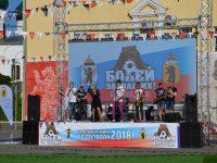 Кубок Харламова — в фан-зоне Чемпионата мира по футболу