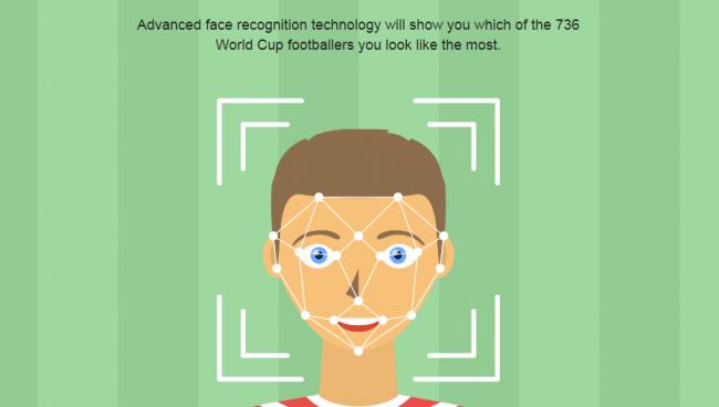 На кого из футболистов чемпионата мира похожи ярославцы — определяет компьютер