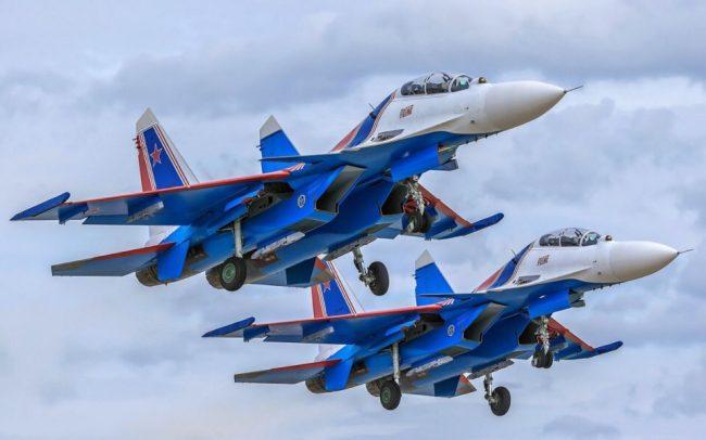 Дмитрий Миронов: Легендарные «Русские витязи» устроят авиашоу на Стрелке