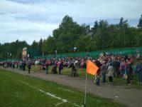 ФОТО: В Гаврилов-Яме прошел уникальный футбольный ретро-матч