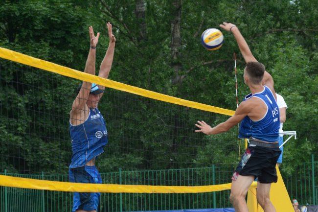 В Ярославле пройдут финальные игры этапа чемпионата России по пляжному волейболу