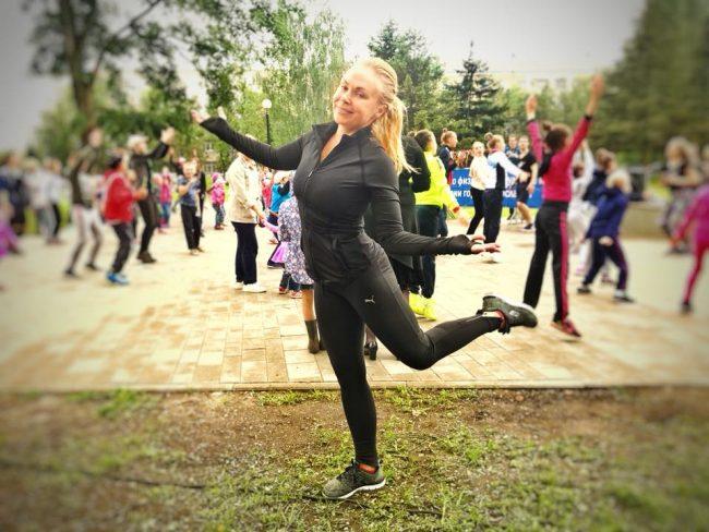Юлия Миронова пригласила ярославцев на Ярзарядку