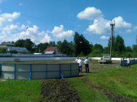 В Рыбинске строят хоккейную коробку по программе «Решаем вместе!»