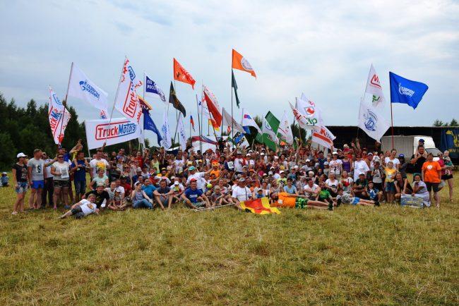 Около 2000 человек приняли участие в турслете предпринимателей