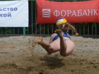 Этап ЧР по пляжному волейболу в Ярославле: горячие фото!