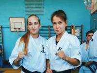 Александра Савичева отобралась на Чемпионат мира по кудо