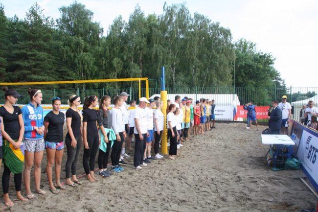 В Ярославле стартовал этап Чемпионата России по пляжному волейболу — видео