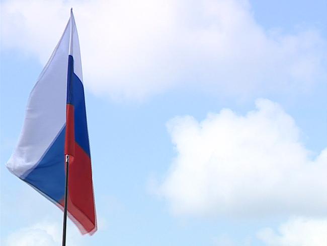 Ярославец стащил флаг с дома культуры, чтобы пойти с ним на футбол