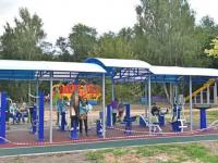 В конце лета в Ярославле откроют отремонтированный парк «Нефтяник»