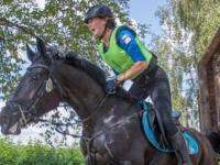 Валерия Мишина выиграла бронзу в финале IV летней Спартакиады молодежи России по конному спорту