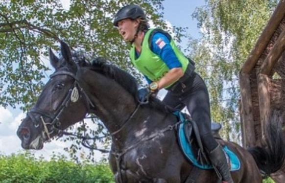 Стартовал Кубок Федераций по конному спорту