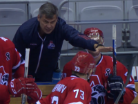 Sochi Hockey Open: «Локомотив» сыграет с командой «Куньлунь Ред Стар»
