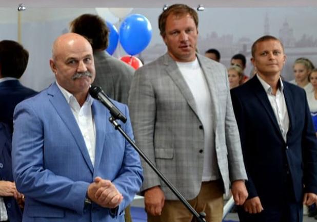 В Рыбинске открылся новый спортивный зал для занятий боксом