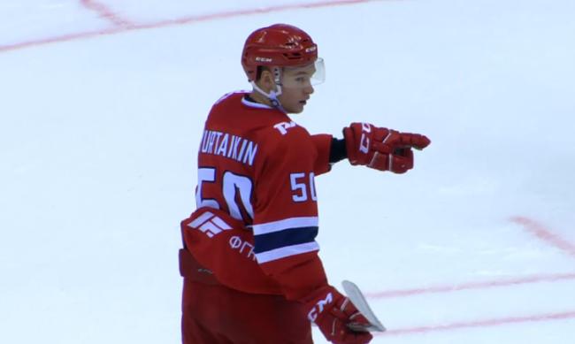 Данил Юртайкин может попробовать себя в НХЛ