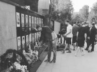 В регионе почтили память погибшей в 2011 году команды «Локомотив»