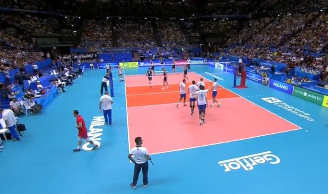 В Ярославле пройдет ЧМ по волейболу