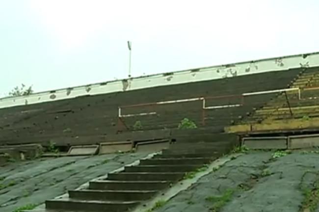 По нацпроекту в Рыбинске реконструируют стадион «Сатурн»