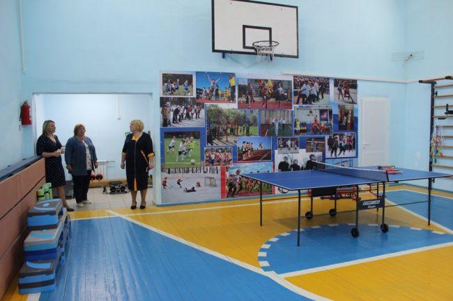 В Мышкинском муниципальном районе обустроят спортивный зал на средства из губернаторского гранта