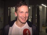 Артем Ильенко провел 100-й матч в КХЛ