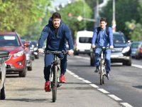 В пятницу ярославцы отправятся на работу на велосипедах