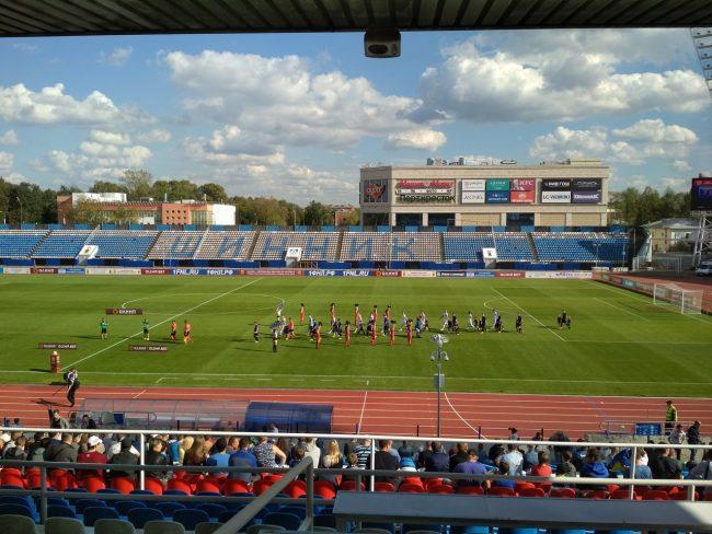 Стадион «Шинник» сможет побороться за участие в федеральных программах по реконструкции