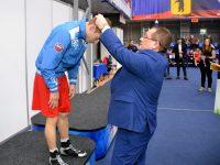 65 спортсменов приняли участие в Кубке Губернатора Ярославской области по боксу