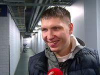 Степан Санников вернулся в «Сибирь»