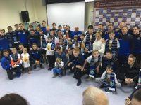 «Шинник» станет шефом футбольной команды особых ребят