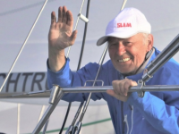 Ярославский яхтсмен, участвующий в кругосветной гонке, остановился в Олбани