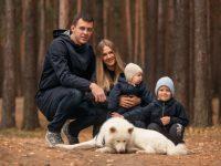 Алексей Плужников: Семья – важная часть жизни любого спортсмена
