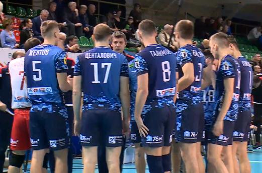 «Ярославич» терпит поражения с прямыми конкурентами в Суперлиге